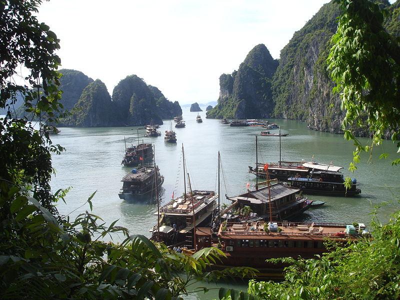 Юго- Восточная Азия Вьетнам