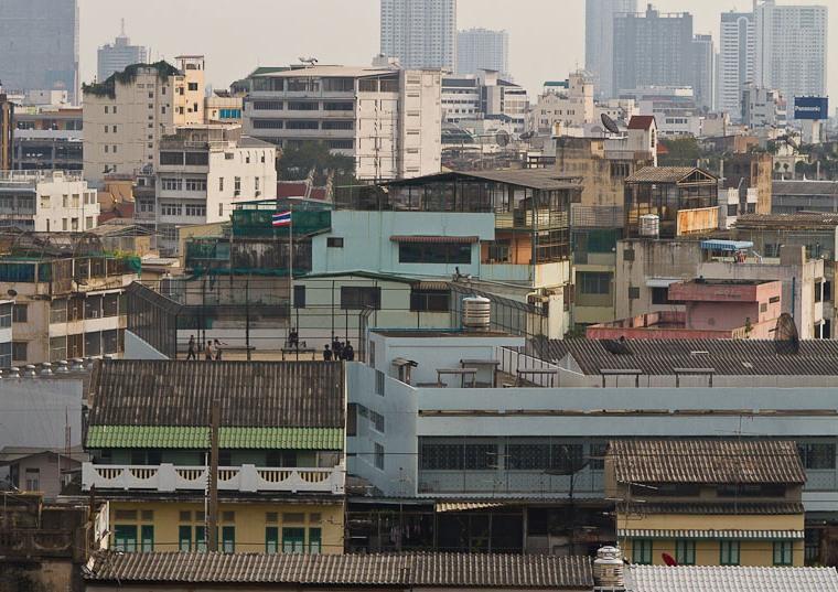Бангкок день первый