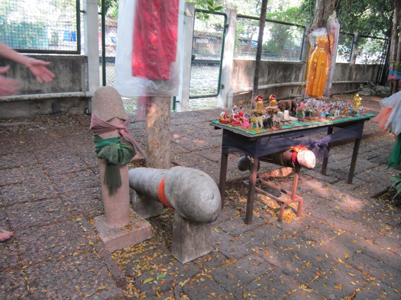 Храм Фаллоса Бангкок