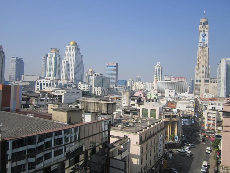 Бангкок второй день