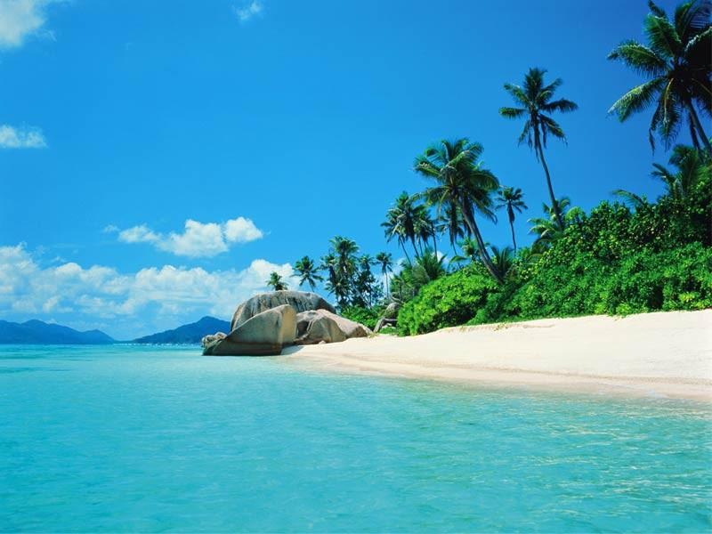 Сейшельский рай