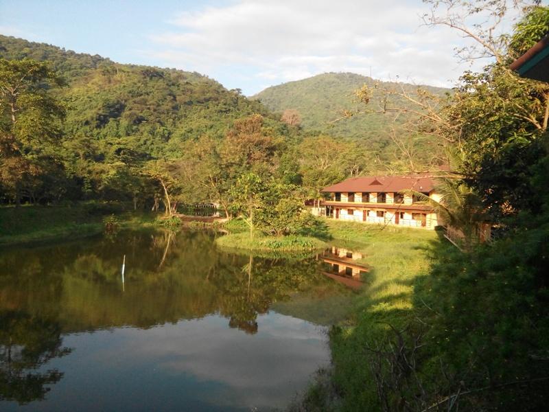 Гостиница в заповеднике Кхао Яй