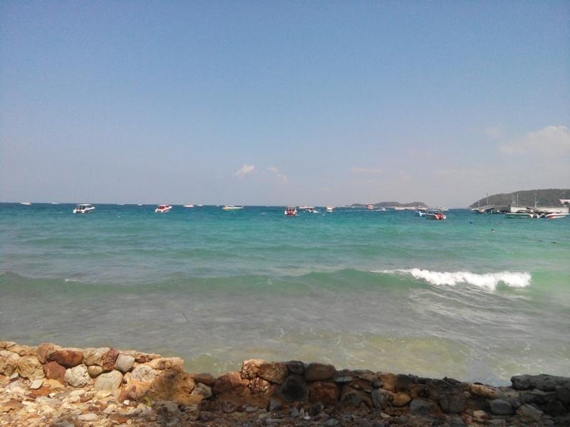 другой пляж