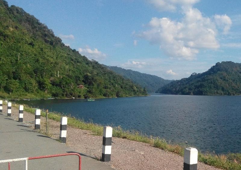 Водохранилище Кхао Яй