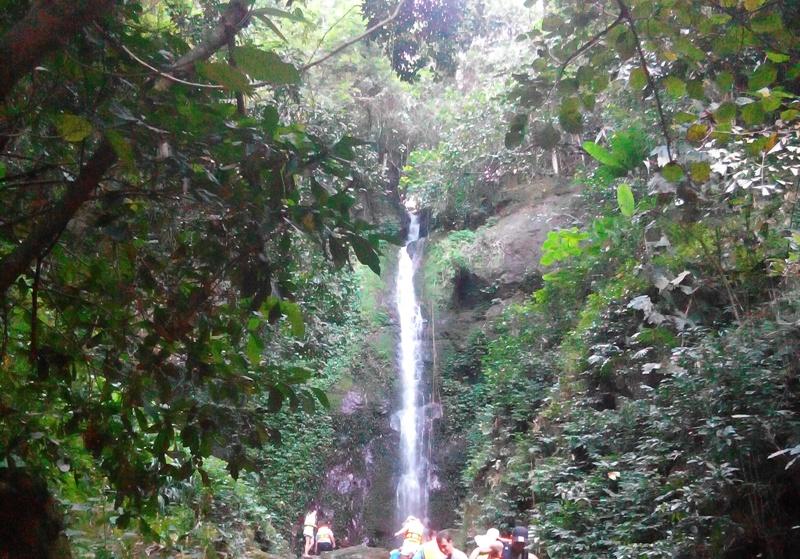 Водопады Кхао Яй