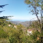Селения в горах Тродоса
