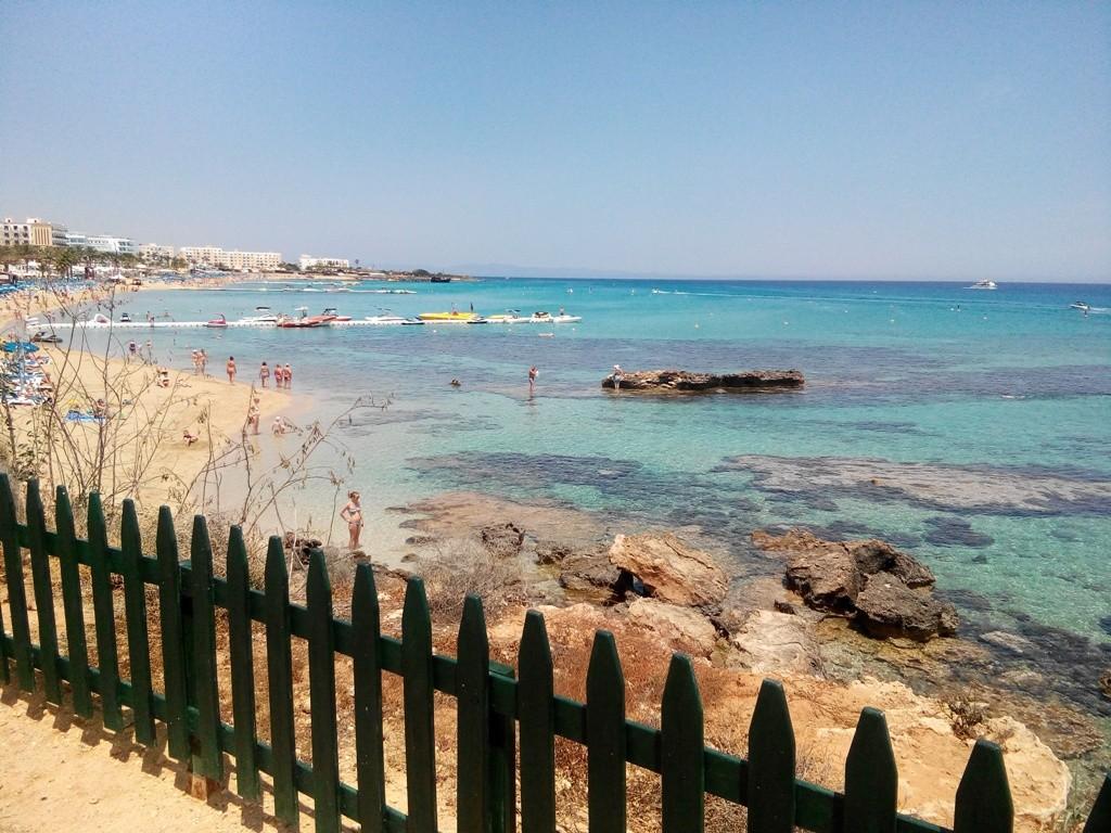 Пляж Пафоса