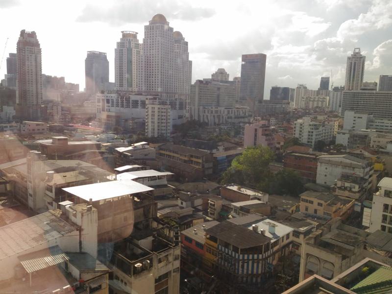 Другой вид на Бангкок