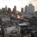 Еще вид на Бангкок