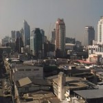 панорама Бангкока