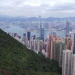 Пик Виктории Гонконг 1