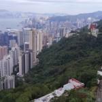 Пик Виктории Гонконг 2
