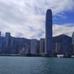 С пирса Гонконг