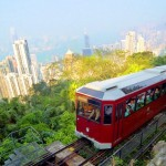 Фуникулер в Гонконге