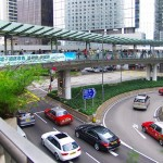 Дороги Гонконга